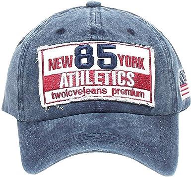 LOPILY Gorras Beisbol Deportes Adjustable al Aire Libre Cap ...
