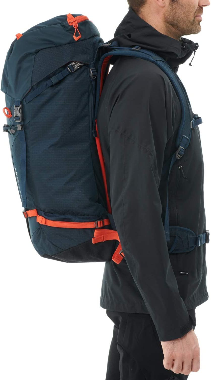 Millet Sac /à Dos Mixte pour Alpinisme et Ski de Randonn/ée Prolighter 38+10