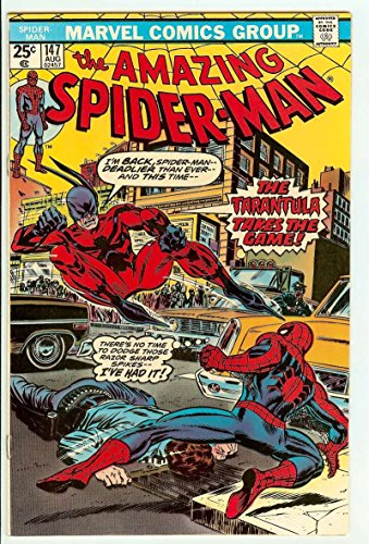 AMAZING SPIDER-MAN #147 9.0 (Amazing 147 Spiderman)