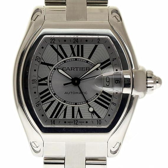 Cartier Roadster Swiss-Automatic Mens Reloj W62032 X 6 (Certificado) de Segunda Mano