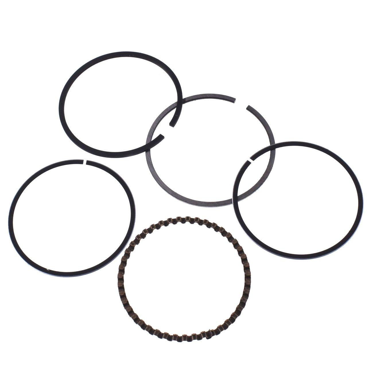 anillos de pist/ón para cortac/ésped Honda GX35 UMK435 39/mm Cortador de cepillo