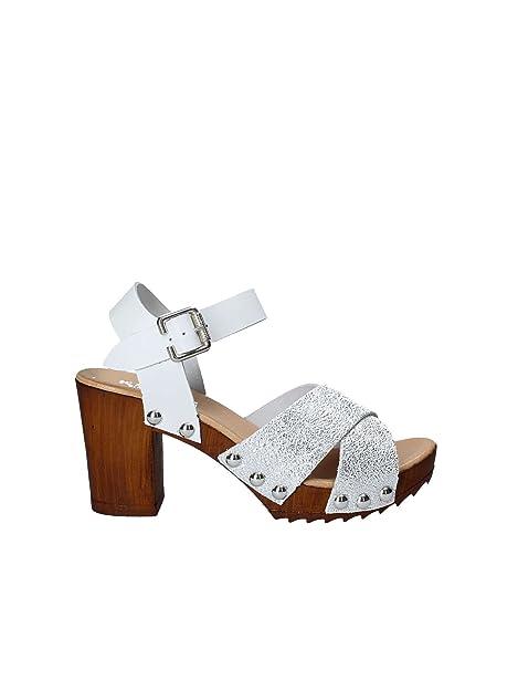Amazon.it: Grigio Scarpe col tacco Scarpe da donna