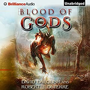 Blood of Gods Hörbuch