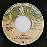 Capability Brown 45 RPM Liar / Liar