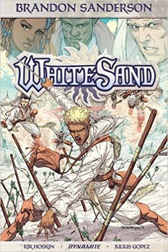 White Sand Volume 1 by Brandon Sanderson