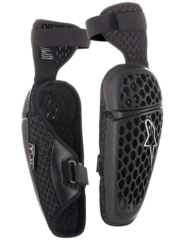 Alpinestars Black Bionic Plus MX Elbow Pads Pair