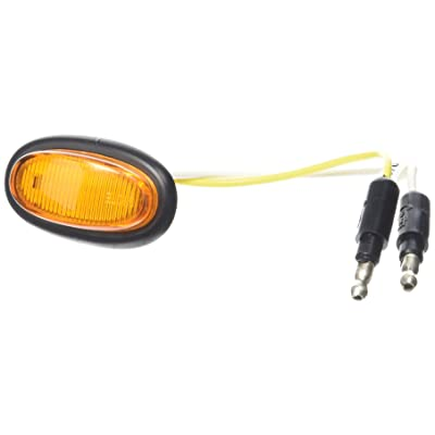 Grote 47963 Yellow MicroNova LED Clearance Marker Light (Grommet): Automotive
