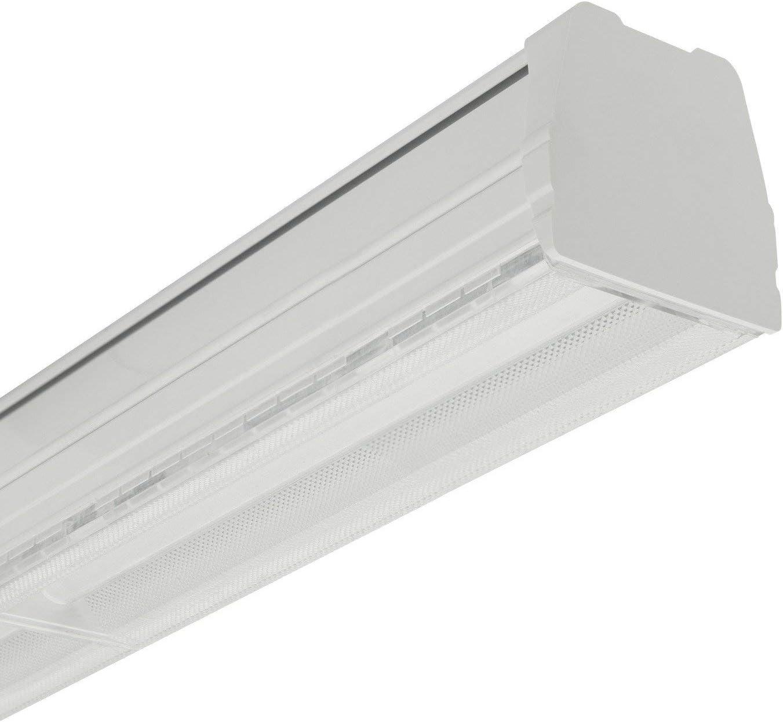 Barra Lineal LED Trifásica Trunking 600mm 24W 150 lm/w Regulable 1-10V Blanco Cálido 2800K - 3200K