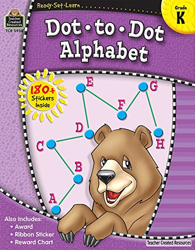 Ready-Set-Learn: Dot-to-Dot Alphabet Grd K