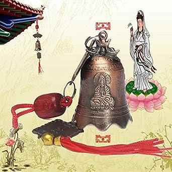 bargain world china tibetan buddhism goddess mercy buddhist temple feng shui bell. Black Bedroom Furniture Sets. Home Design Ideas