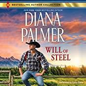 Will of Steel: The Men of Medicine Ridge, Book 4 | Diana Palmer