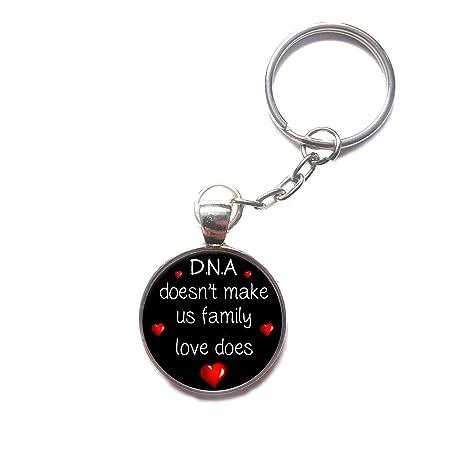 El ADN no nos hace familia, el amor lo hace