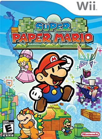 Nintendo Super Paper Mario - Juego: Amazon.es: Videojuegos