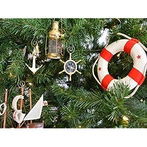 61EvmX8cqSL._SS300_ 500+ Beach Christmas Ornaments and Nautical Christmas Ornaments