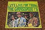 The Grassroots Original Stereo Lp - Let's Live For Today - Dunhill 1968