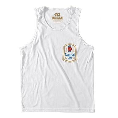 Amazon.com  Rowdy Gentleman Natty Light Vintage Tank White XXL Mens ... fc5dac2a4