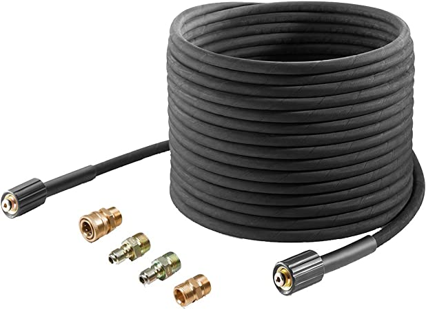 Karcher HD 6//13-4 M style Pressure Washer Replacement Hose 5//10//15//20//25//30 mtrs