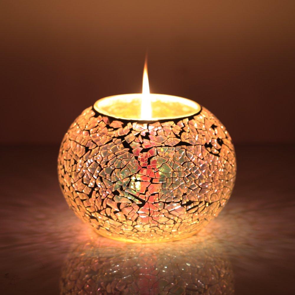 Lampada Solare Cristallo Luci di Natale Image 1