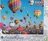 1000 baloons - Puzzlebug 1000 - Albuquerque Baloon Fiesta (Style 2)