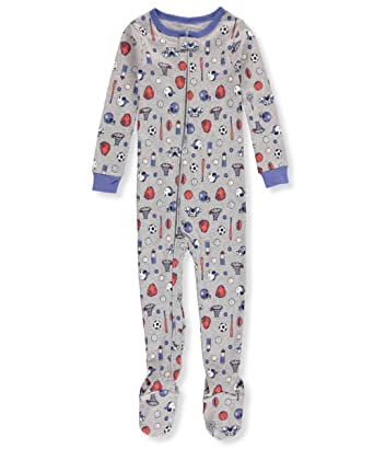 63044060e3e6 Amazon.com  Carter s Boys  12 Months-5T One Piece Multi Sport Print ...