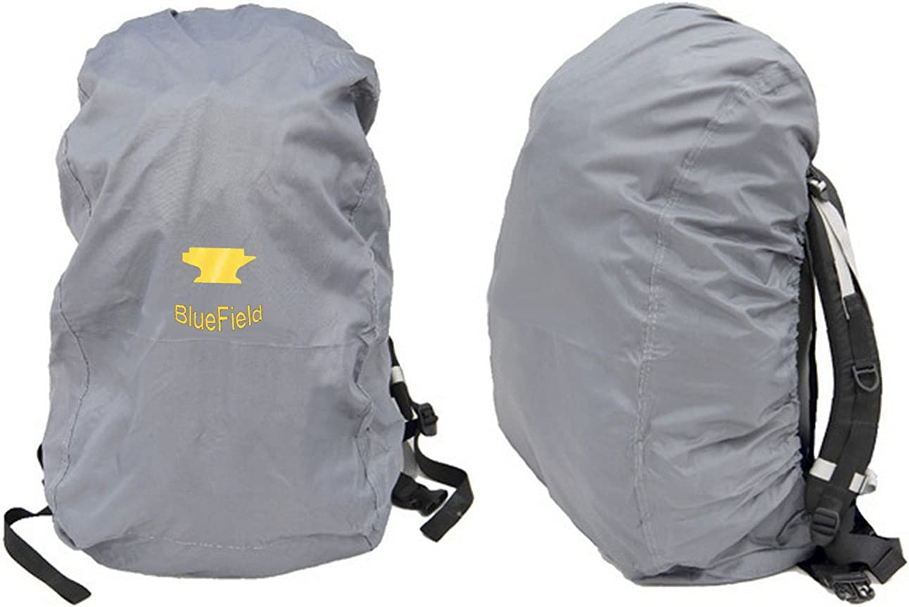 BlueField Outdoor Backpack Rain Cover Bag for Hiking Camping Water-resistant