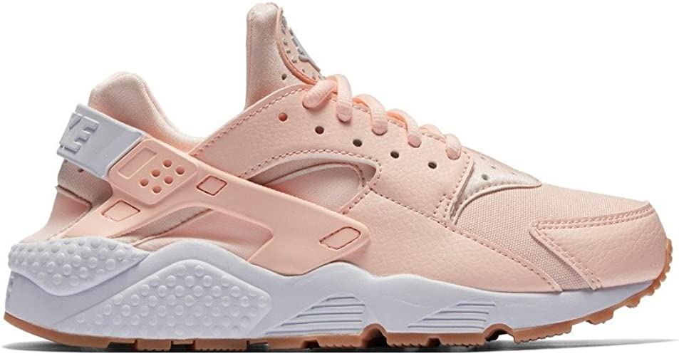 Zapatillas Nike – Wmns Air Huarache Run Rosa/Blanco/Caramelo Talla: 44,5: Amazon.es: Zapatos y complementos