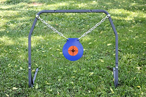 Gunpowder Gear 8'' Gong Shooting Target with Stand by Gunpowder Gear (Image #2)