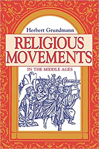 Book Religious Movements in the Middle Ages