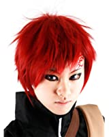 Miccostumes Men's Naruto Gaara Cosplay Wig