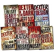 Dexter Series Novel Collection 7 Books Set (Dexter's Final Cut, Double Dexter...