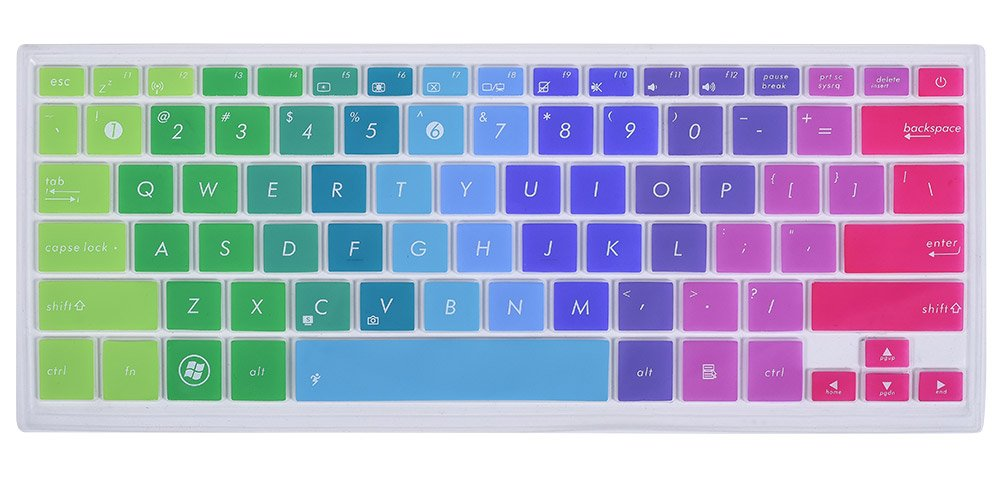 Keyboard Skin Cover for Asus UX303LB UX303LA UX303LN UX303UA UX305FA UX305LA