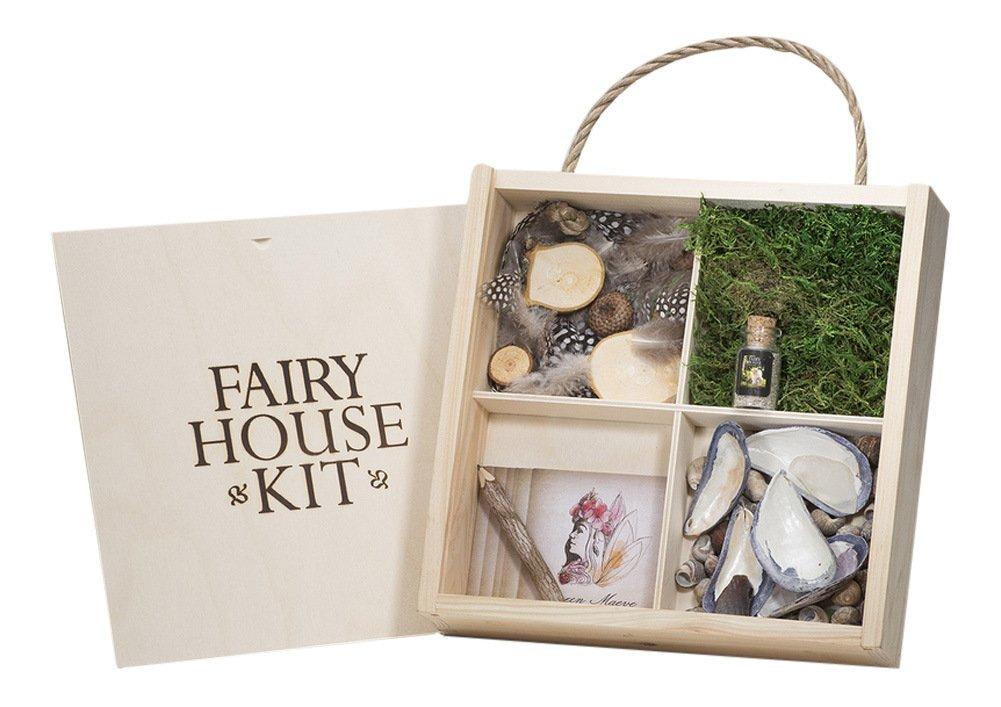 Amazon com: Fairy House Making Kit By Liza Gardner Walsh