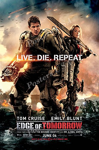 edge of tomorrow blu ray dvd - 7