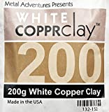 White COPPRclay - 200 Grams