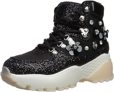 He aprendido Saca la aseguranza Ir a caminar  Amazon.com: Betsey Johnson ABEL - Zapatillas deportivas para mujer: Shoes