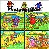 Mushroom Tales, Volumes 1-4