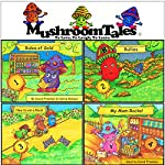 Mushroom Tales, Volumes 1-4: Rules of Gold - Bullies - How to Win a Race - My Mom Rocks! | David Freeman,Connie Robayo