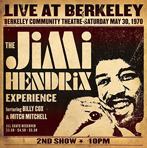Live At Berkeley by VINYL