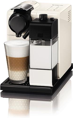 Nestle coffee maker Nespresso Ratishima touch white F511WH