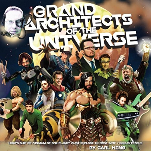 Grand Architects of the Universe