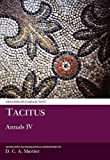 img - for Annals: Bk. 4 (Classical Texts) (Aris & Phillips Classical Texts) by David C. A. Shotter (1989-11-01) book / textbook / text book