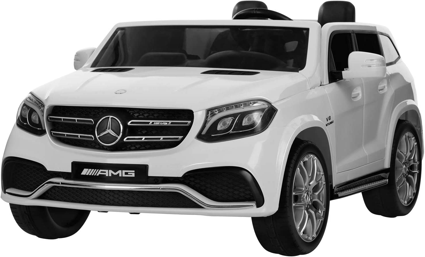 Mercedes Benz Trucks for Kids 6 to 8 Years