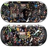Sony PS Vita-1000 MARVEL VS CAPCOM 3 Protective