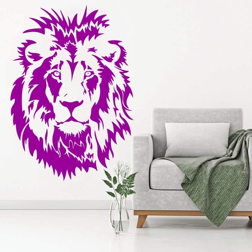 jiuyaomai Cabeza de león niños Etiqueta de la Pared Etiqueta de la ...