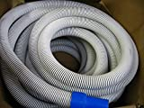 Deluxe Pool Vaccum Hose 1-1/2'' Dia x 85 ft Length (Some scuffing on hose)