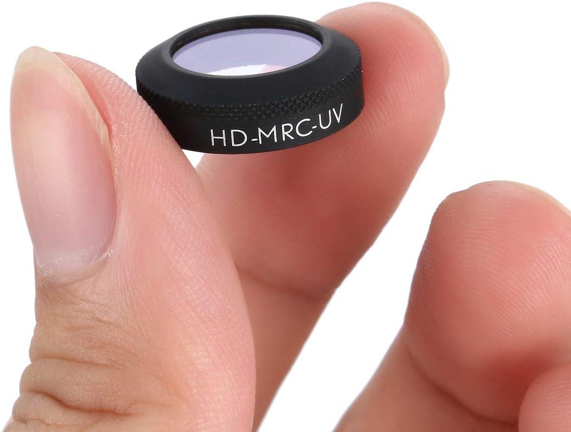 KMtar Portable Adjustable Lens UV HD Camera Lens Filter Air Camera Drone Polarizer Natrual Density Lens Filter for DJI Air