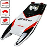 "2.4Ghz Storm Engine PX-16 Racing Speed RC Boat 20mph Super Power Catamaran 32"" Large Yacht"