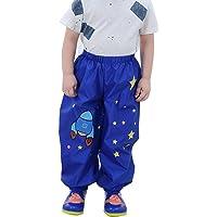 Pantaloni Impermeabili Rainwear Suit per Bambini e Ragazzi