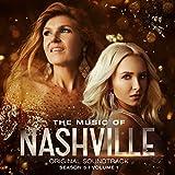 The Music of Nashville (Season 5, Vol 1) [LP][Deluxe Edition]