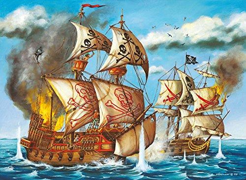 Ravensburger Pirate Ship - 200 Piece Puzzle